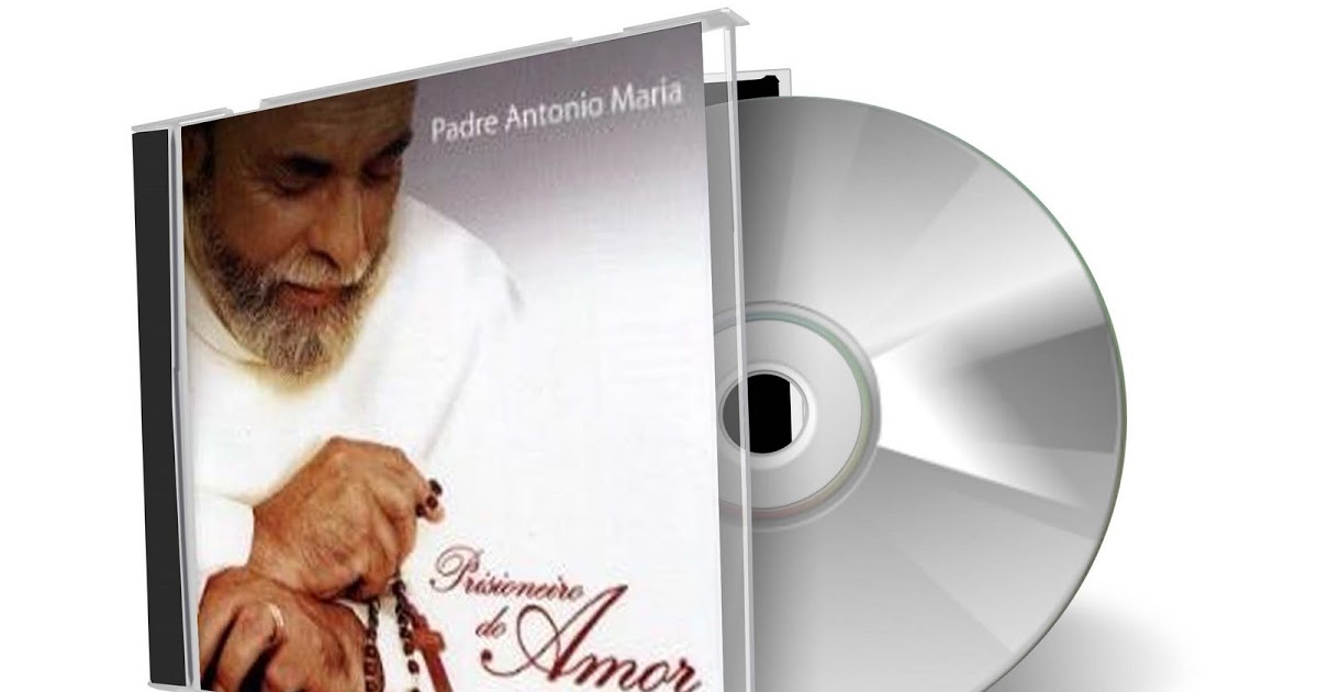 cd-padre-antonio-maria-prisioneiro-do-amor-2009