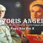 """""""Doctoris Angelici – Sobre o estudo da doutrina de Santo Tomás de Aquino"""", de São Pio X"""